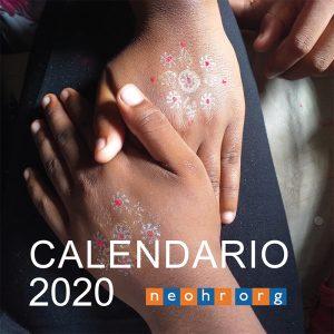 Calendario NEOHR 2020 - Tavolo