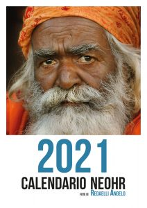 Calendario da parete NEOHR 2021