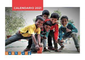 Calendario da tavolo NEOHR 2021